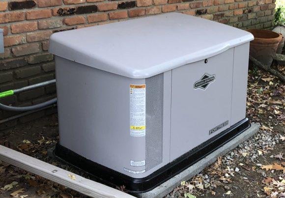 20KW Generator Installation